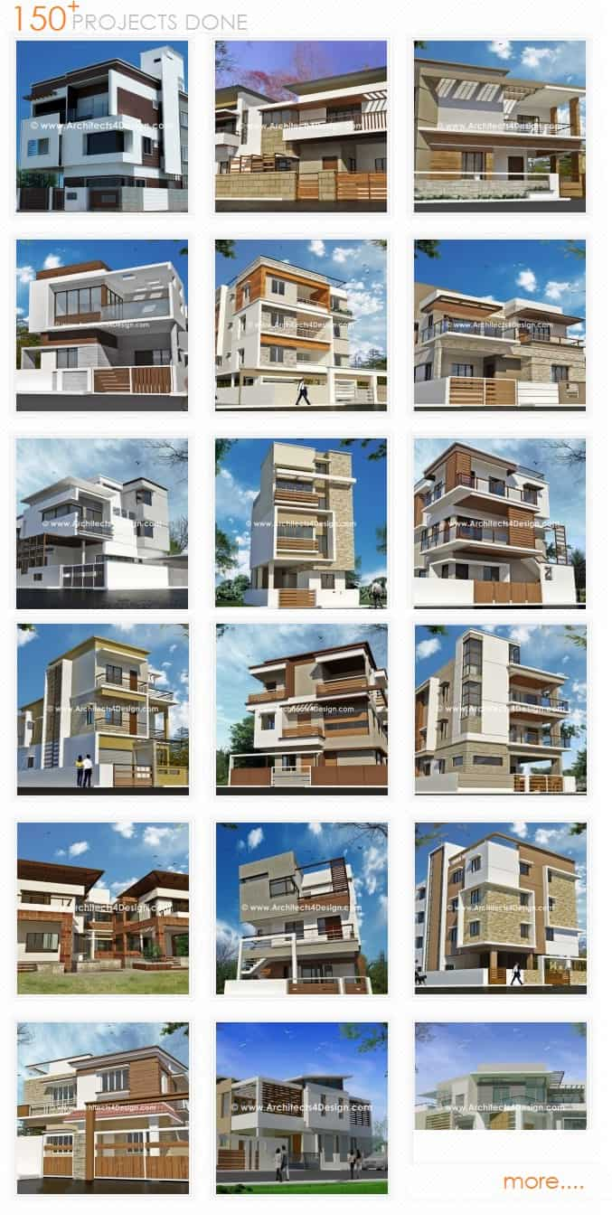 Architects in Bangalore snap residential works2