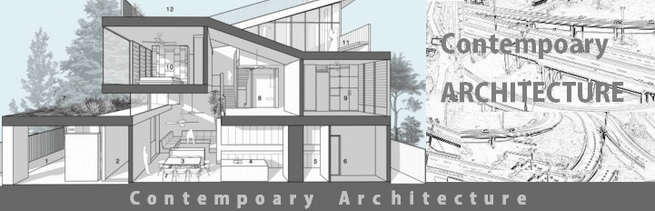 Contemporary Architecture works snap