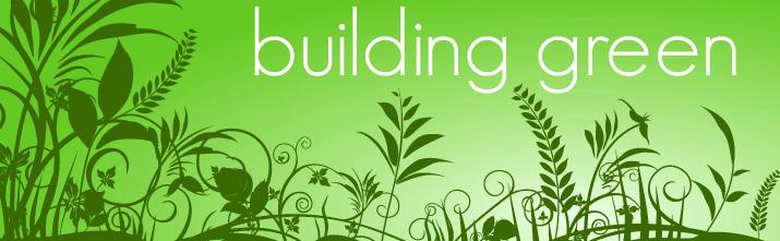 Green design building green architecture