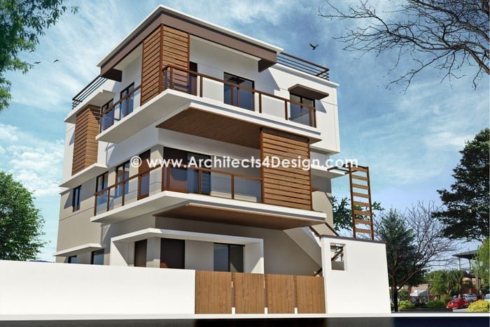 architects in bangalore for residential