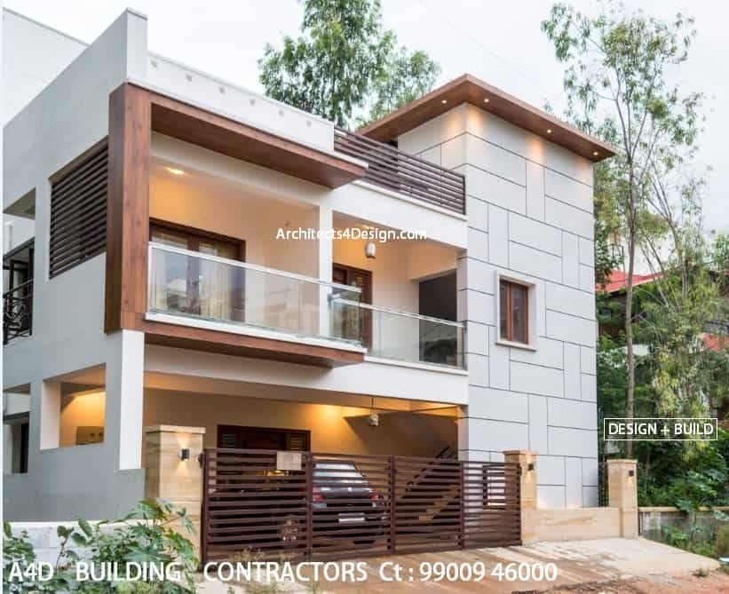 Building contractors in bangalore know current for What is the cost of building a house in india