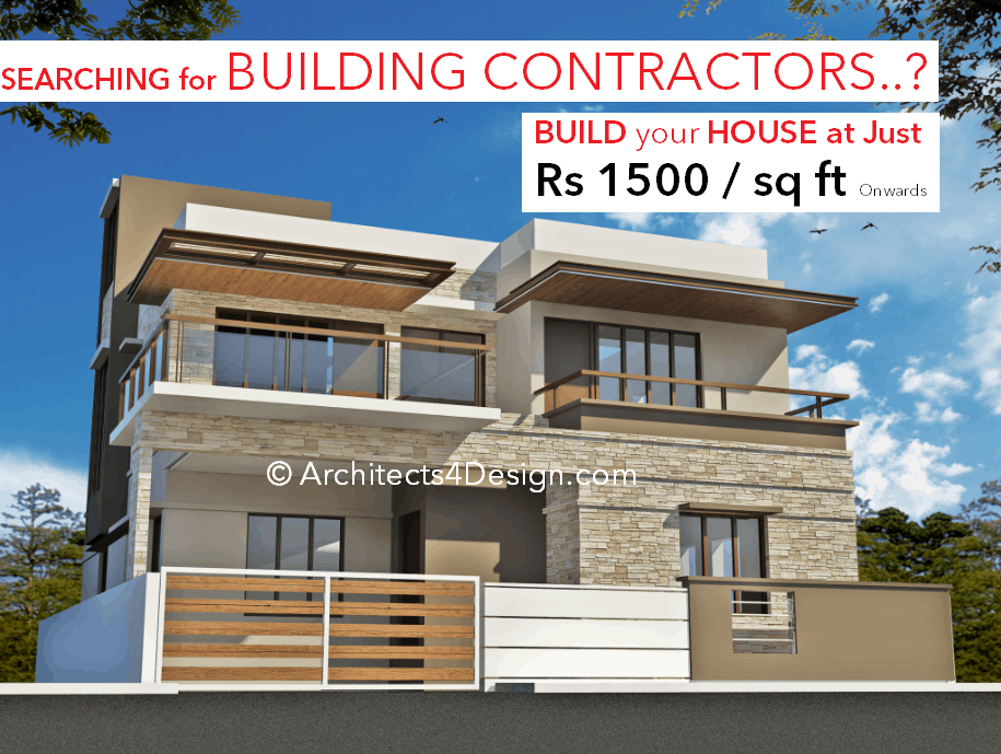 Building contractors in Bangalore