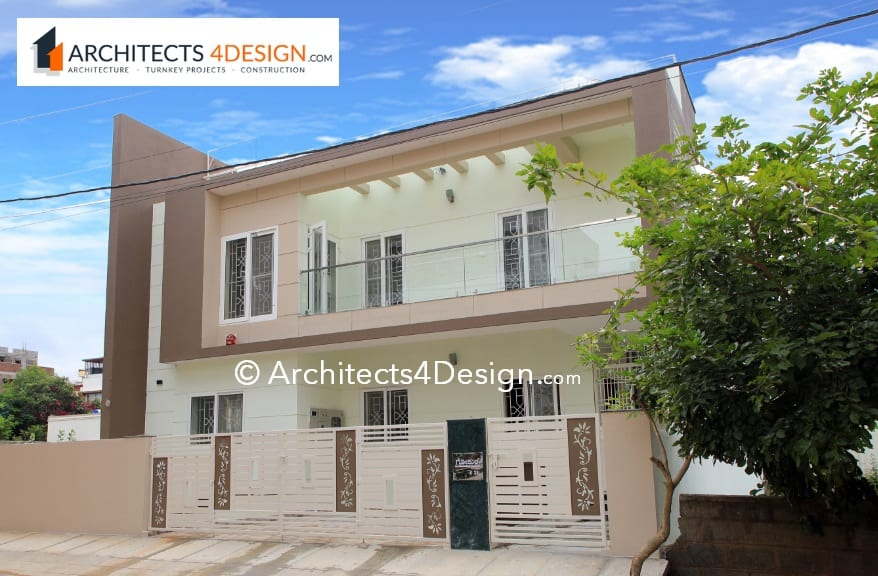 Current house construction cost in Bangalore for 20x30 30x40 40x60 50x80 site
