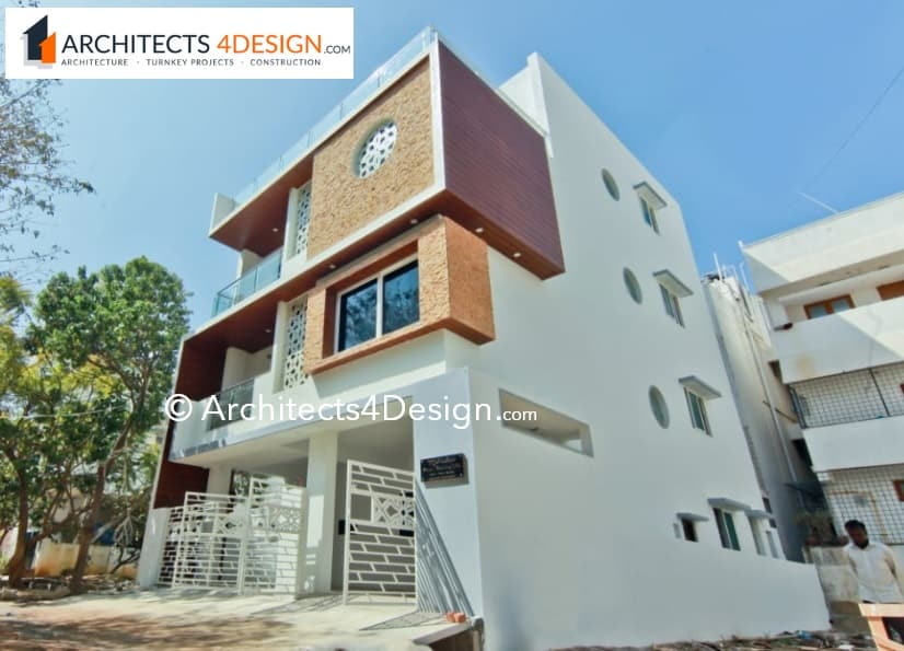 We do House Construction at Rs 1500 / sq ft