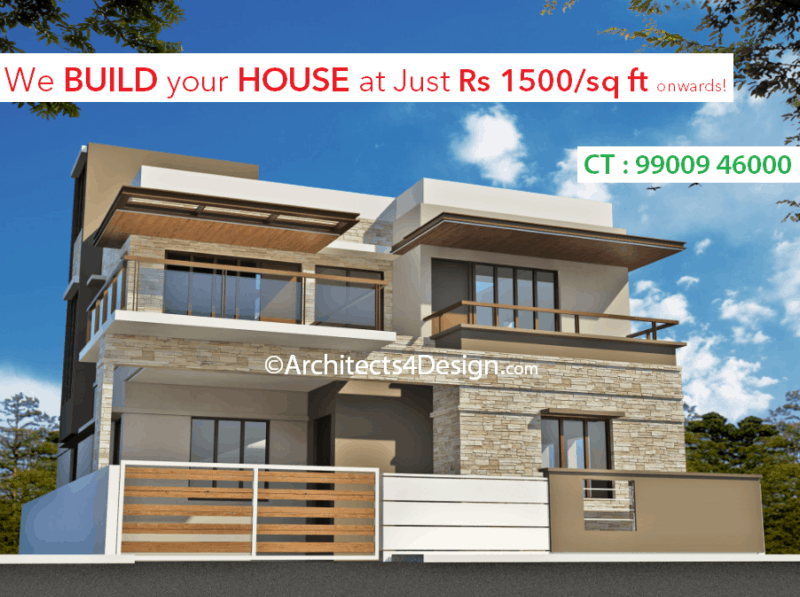 House Construction in Bangalore construction cost in Bangalore