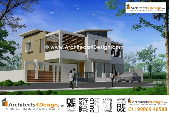 House plans in bangalore for a 40x60 plot dimension