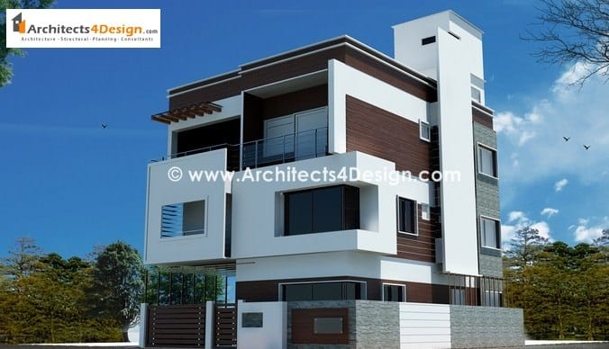 Sample of 30x40 House plans in Bangalore