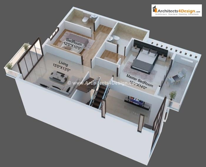 Floor plans for 30x50 mobile homes joy studio design for Housse 30x50