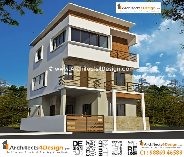 Residential house plans in bangalore find residential for Home designs bangalore