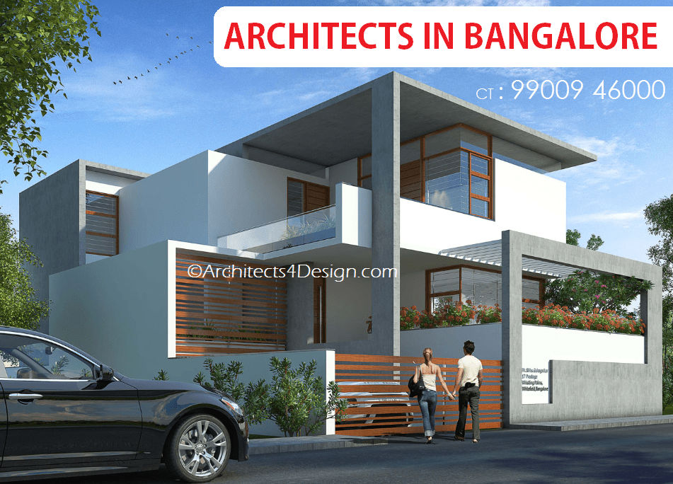Architects in Bangalore or residential architects