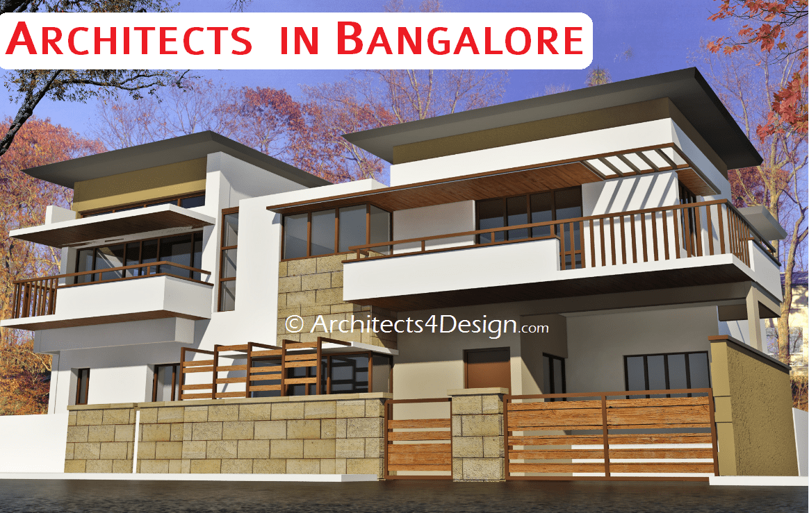 role of architects in bangalore in helping you find the right