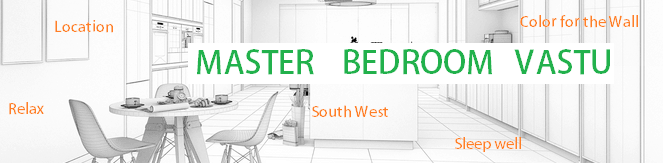 Vastu for Master Bedroom know Master Bedroom