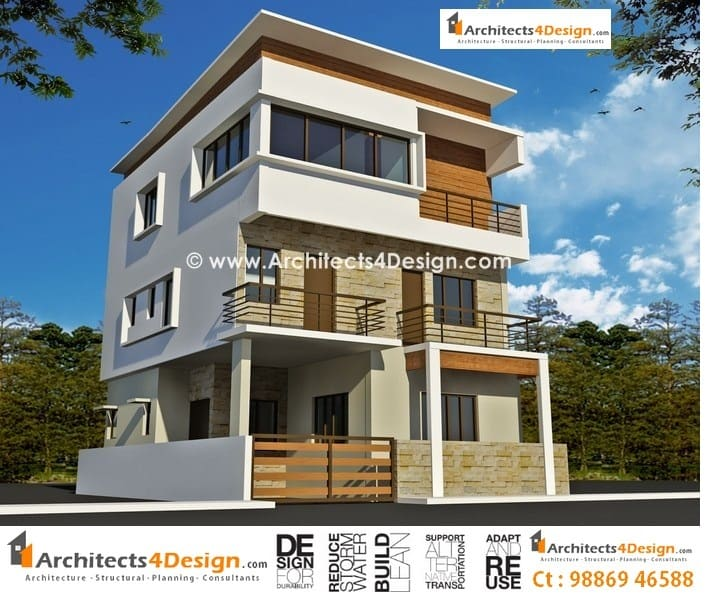 Contemporary Architecture Design For Indian Homes House Plans In India Or  1200 Sq Ft Indian Designs