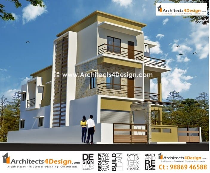 20 x 60 House plans 800 sq ft House plans or 20x60 Duplex house