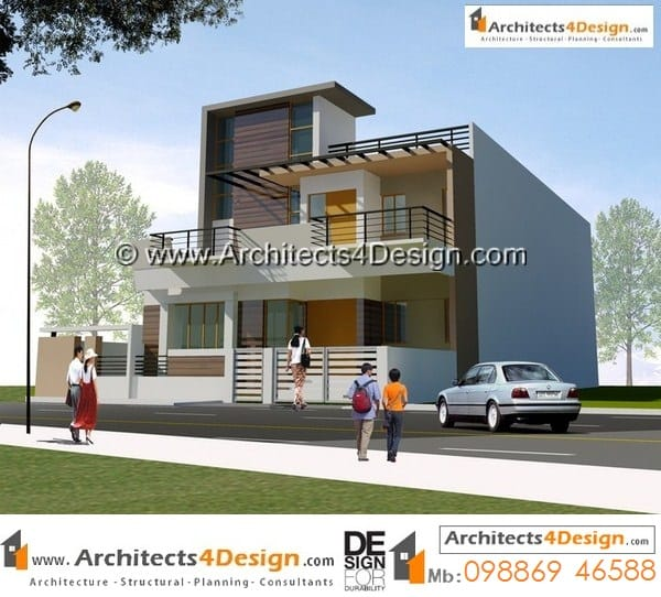 House plans and design house plans india east facing for 30 40 duplex house images