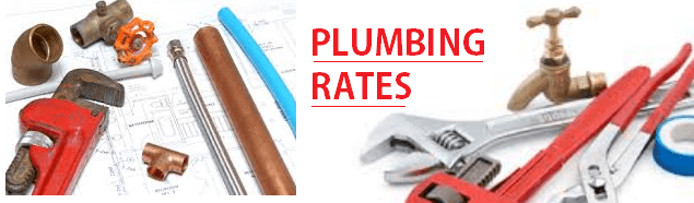 plumbing rates at bangalore for labor and material rates and costs