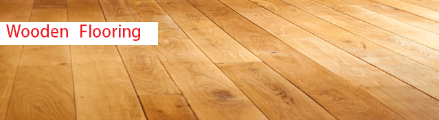 Wooden flooring for hardwood timber planks