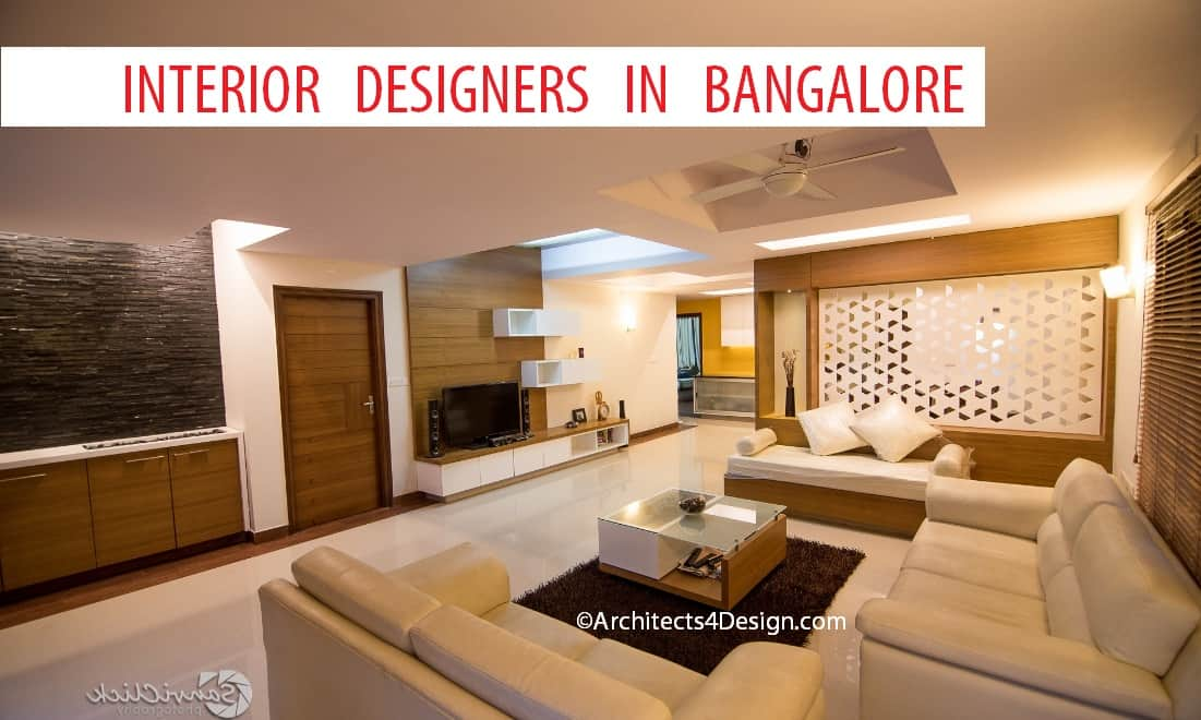 Interior Designers In Bangalore For