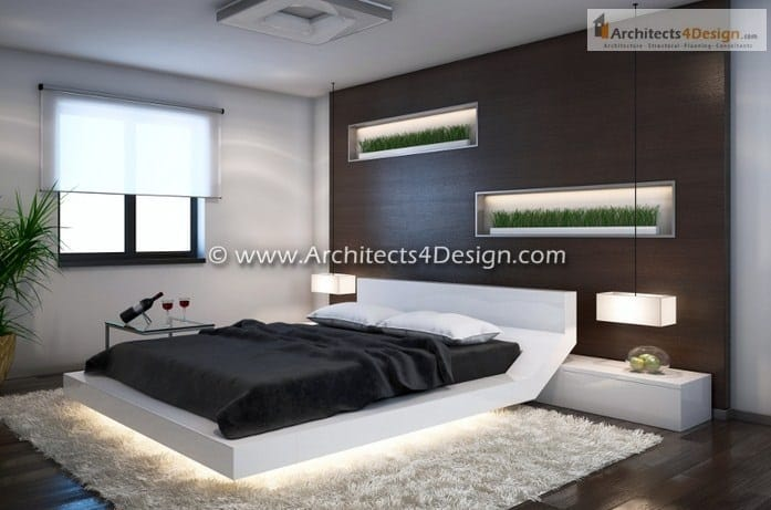 Interior Designers in Bangalore Architects4Designcom for Apartment