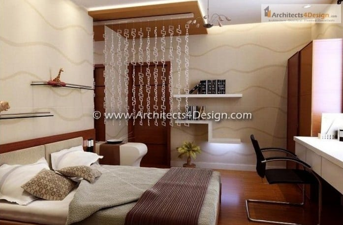 Getting villa interiors in bangalore sample design work
