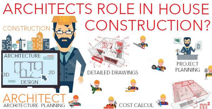 Architects role in house construction