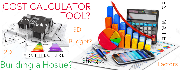 Cost calculator for house tool