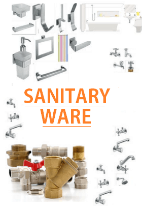 Sanitary Ware fittings or bathware fittings