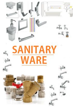 Sanitary Ware fittings or bathware fittings