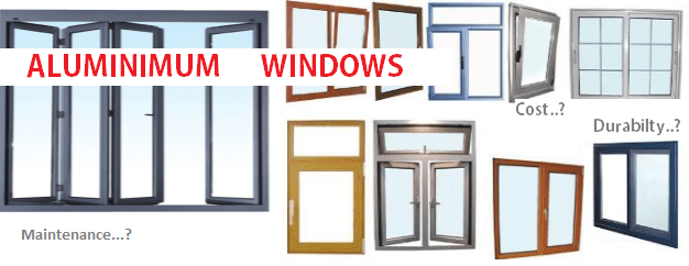 Aluminum Windows in bangalore