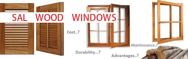 SAL WOOD Windows