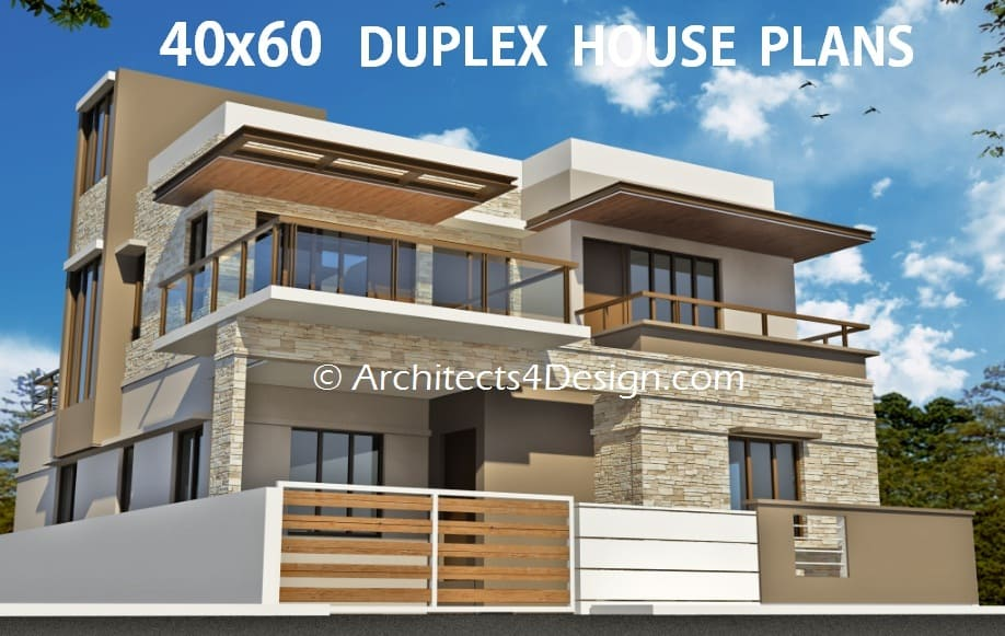 40x60-duplex-house-plans-concept-for-2400-sq-ft-floor-plans-elevation