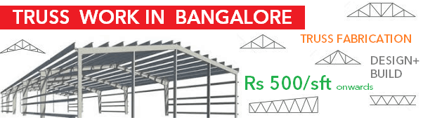 Truss work in bangalore truss FABRICATION bangalore