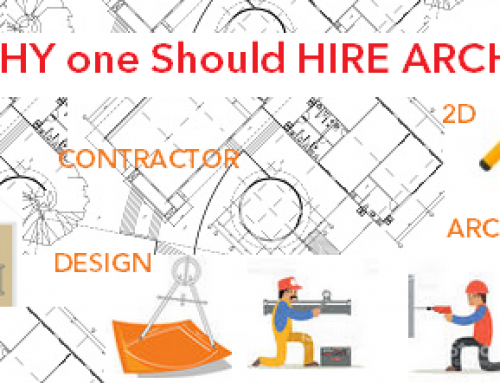 Top 5 Reasons WHY One Should Hire Architects?