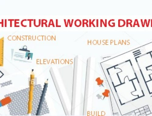 What are Architectural working drawings and Why one needs them during Building construction?