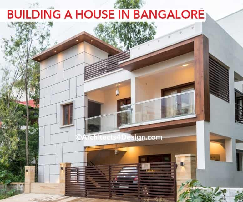 Building a house in Bangalore house construction in Bangalore