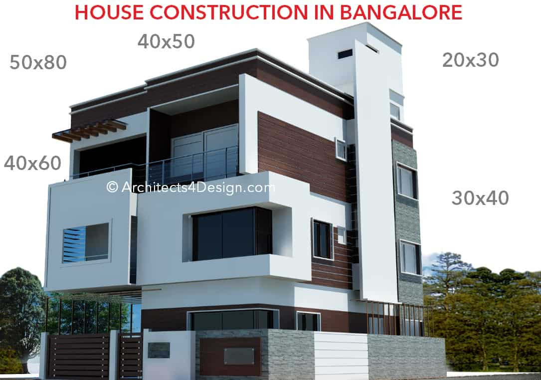 House construction in Bangalore