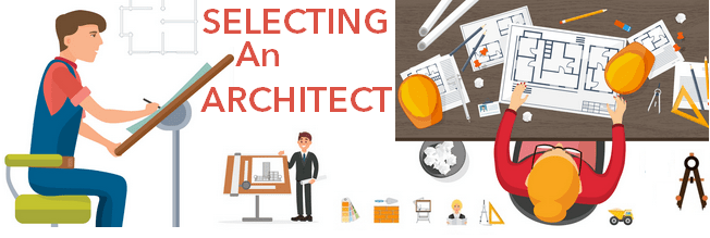 Selecting architect