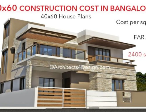 40×60 CONSTRUCTION COST in Bangalore| 40×60 House Construction Cost in Bangalore | 40×60 Cost of Construction in Bangalore | 2400 sq ft/40*60 Residential Construction cost G+1 G+2 G+3 G+4 Duplex house