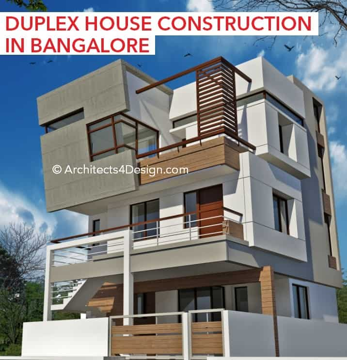 duplex house construction in bangalore