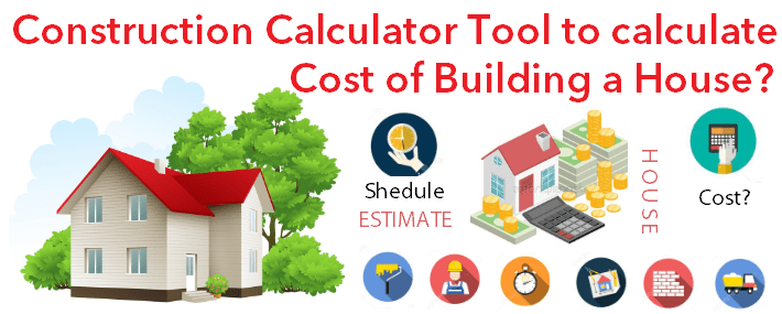 Cost of building a house in Bangalore calculator