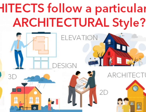 Do ARCHITECTS follow a particular Architectural style?