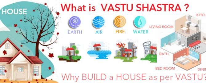What is Vastu Shastra and designing a house as per Vastu Shastra