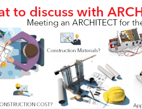 What to discuss with Architects at First meeting? Architects discuses on Project requirements | Needs | Realistic Budget | Architectural fees
