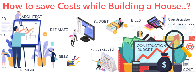 Save construction cost