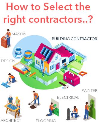 Choosing building contractors