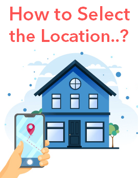 How to select a site location